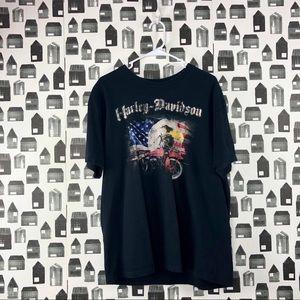 Harley Davidson | Muncie, Indiana T-shirt